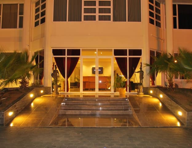 The mansion suites luxury rooms - Paramaribo - Bed & Breakfast