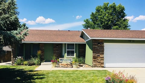 SE Boise Close to Downtown Including Hot Tub