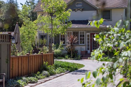 Garden room with private access is your oasis - Los Altos - House