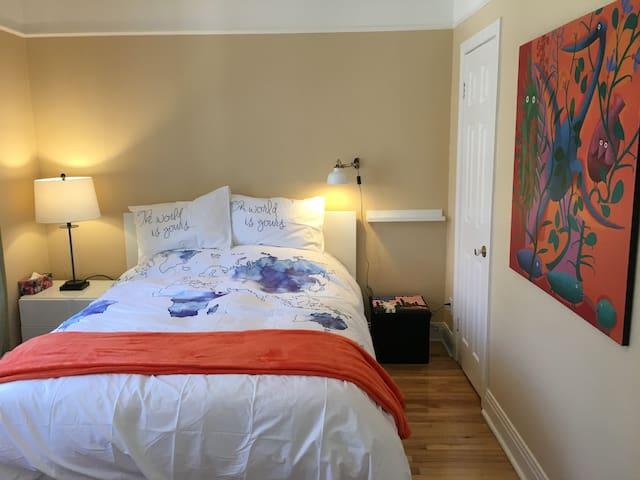 Appartement 1 chambre ou 2 à Montréal