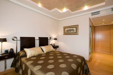 Habitación de lujo en zona tranquila - Сарагоса - Гостевые апартаменты