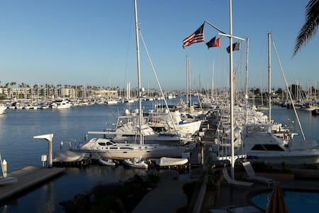 Room 1. A 5 min walk to Harbor, breakfast included - Oxnard - Maison