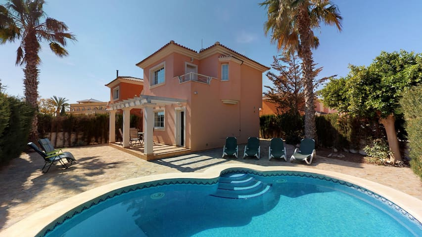 Espana 278986 - A Murcia Holiday Rentals Property