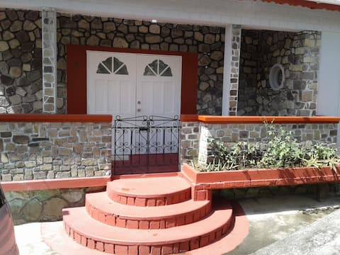 2-Bedroom Furnished Apartment Close to Kingstown