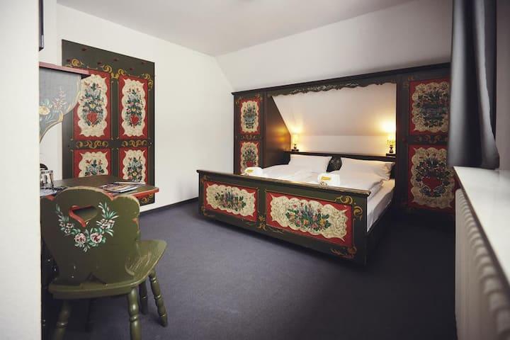 Boutique Hotel Kokoschinski, (Feldberg), Budget Doppelzimmer