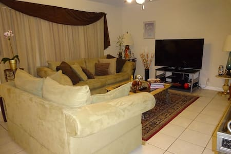 Cozy Private Room/Detached Bath - Pompano Beach - Villa