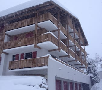 Cosy/Sunny flat closed to the center and slopes - Megève - Appartamento