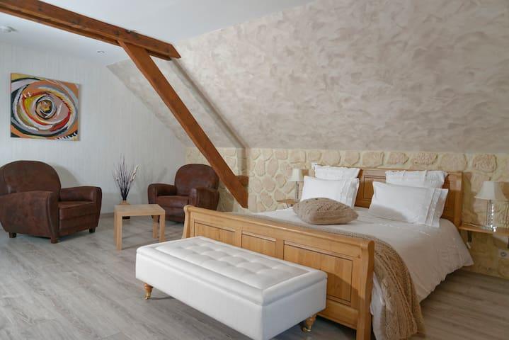 Chambre Famiale Lys - Waldighoffen - Bed & Breakfast