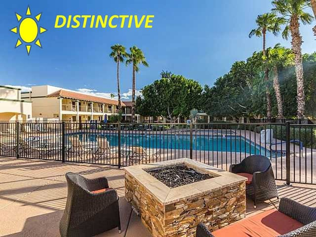 Prime Scottsdale Location-Private Entrance