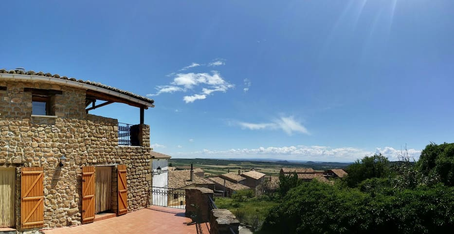 Beau gîte dans un site idéal - Sarsamarcuello - Rumah