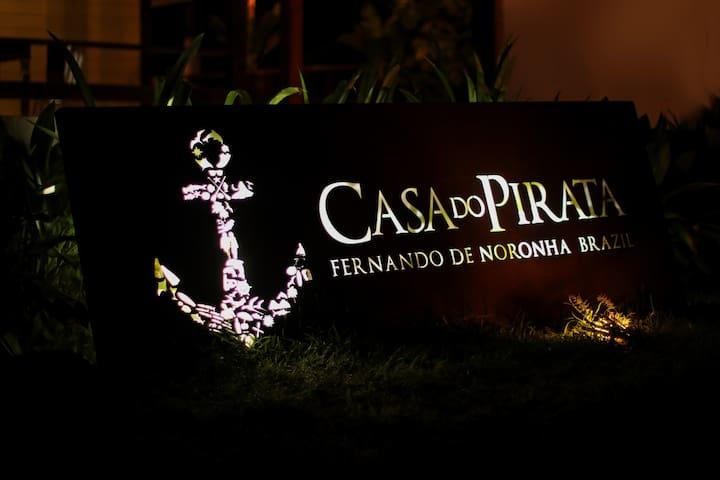Casa do Pirata Noronha