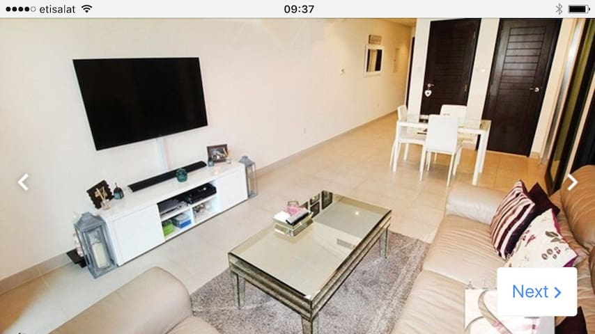Beautiful apt in Downtown Dubai - Dubai - Huis