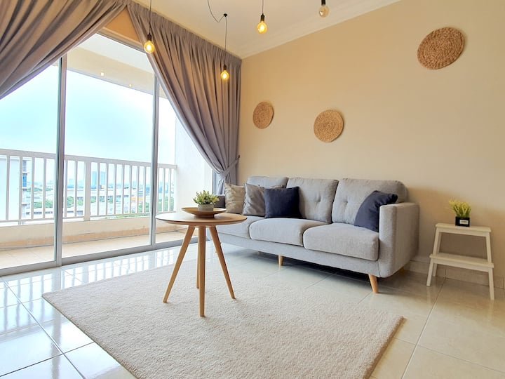 Puchong | KOI Tropika Condominium | Good Design!