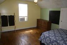 Bedroom 2-upstairs west side.