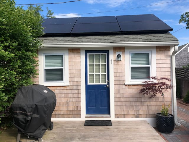 West End Tiny House with Private Patio
