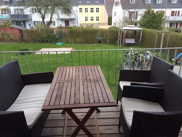 Quiet and cosy room near university - Regensburg - Apartament
