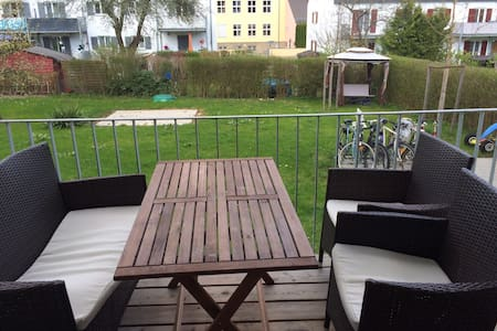 Quiet and cosy room near university - Regensburg - Apartment