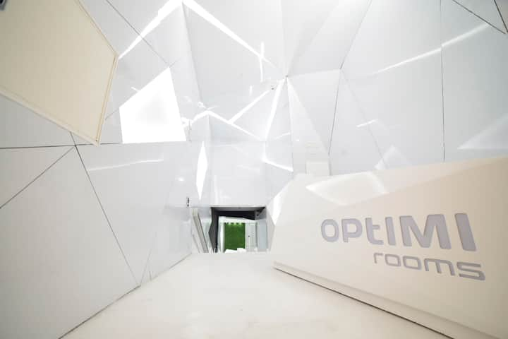 Optimi Rooms - bilbao capsule hostel - Double