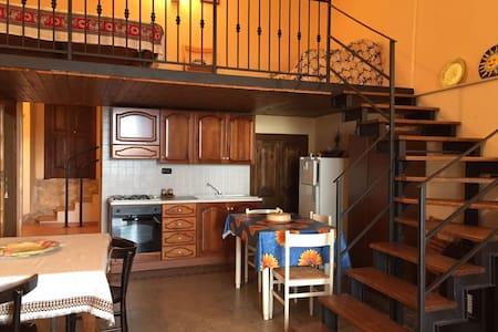 Casa Vacanze nel Parco Nazionale del Cilento - Castelcivita - House