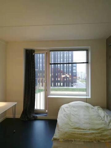 A cosy and convenient apartment!