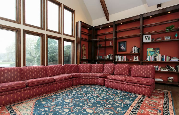 Private Room with Wooded View - Oak Brook - House