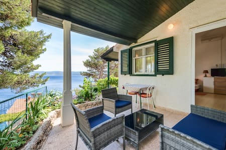 Holiday home in Mimice with sea view