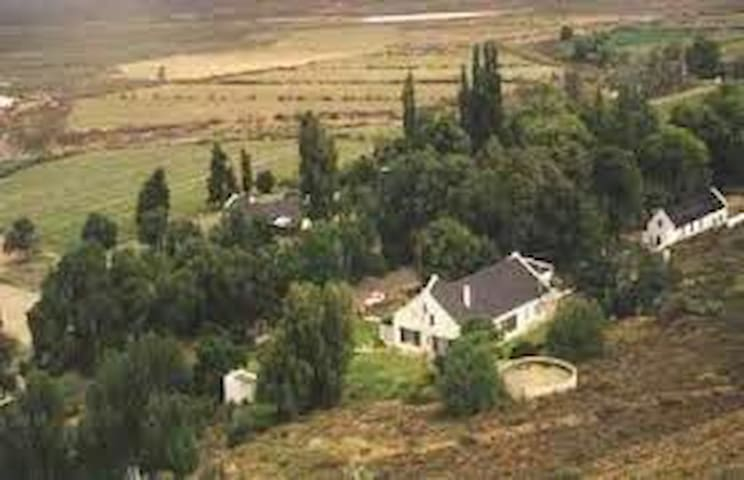Weltevreden Guest Farm