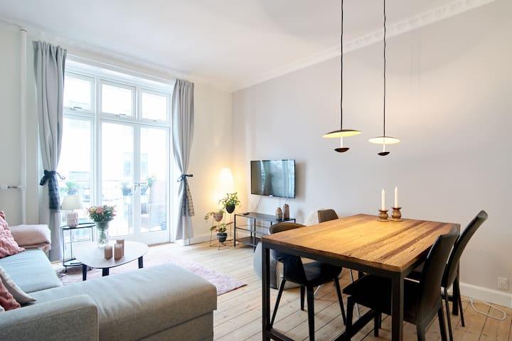 "Danish ""hygge"" in Christianshavn"