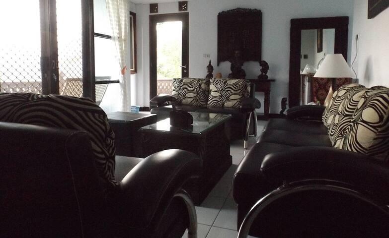 Modern apartment in a rural setting - Gunung Pati - Lejlighed