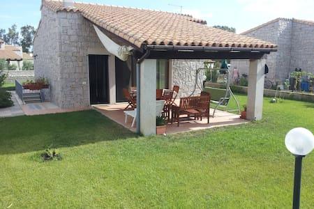 Villa in Cala Sinzias 350 m vom Strand - Cala Sinzias - Villa