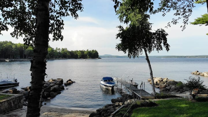 Sebago Lake Waterfront Studio