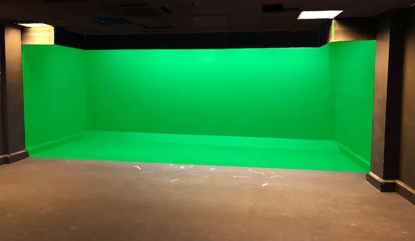 The Works Studio - Green Screen London