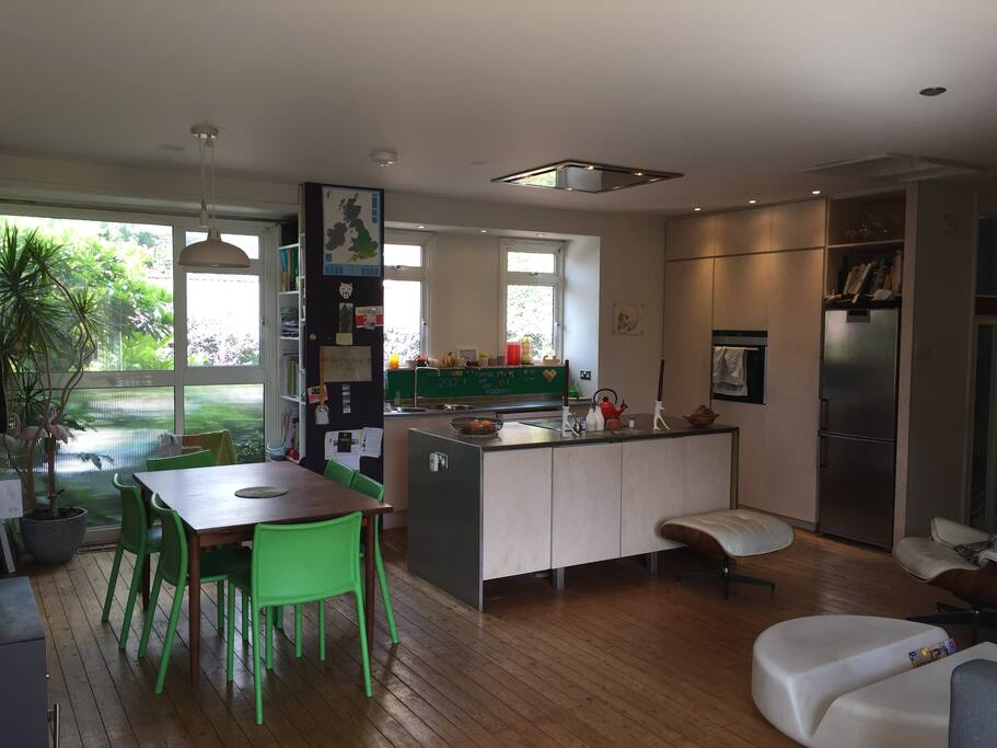 Living /Dining/Kitchen