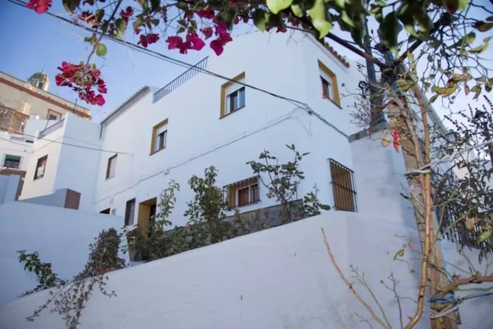 View of Casa Resolana