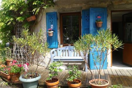 Chambre double dans maison près lac et montagnes - Doussard - Talo