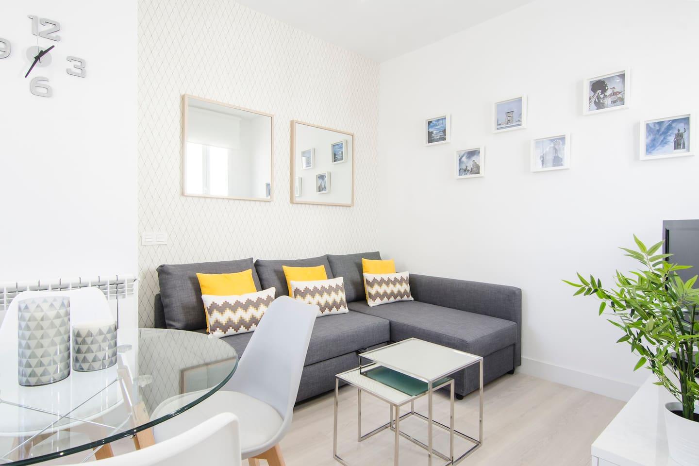 Living room/ Salón