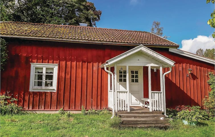 Former farm house with 2 bedrooms on 100m² in Mariannelund