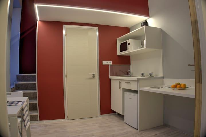 design apartment | Danube | Váci Str | NETFLIX | 1