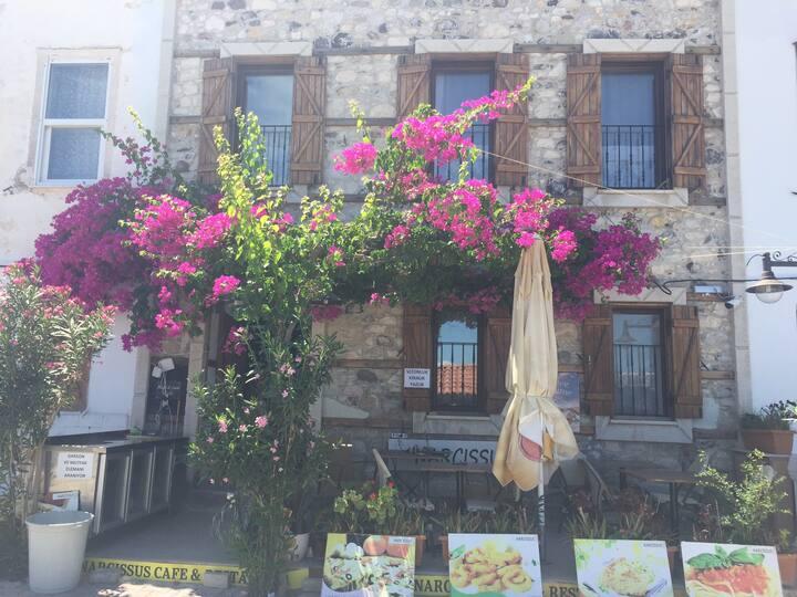 Narcissus Butik Otel Cafe Restoran ODA DENİZ