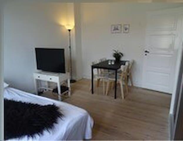 Lyst værelse - Aarhus - Wohnung