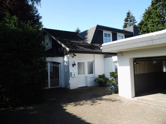 Ruhige und helle 62 qm Wohnung in Quickborn-Heide - Quickborn - Apartment
