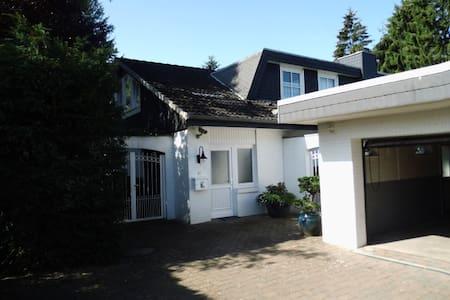 Ruhige und helle 62 qm Wohnung in Quickborn-Heide - Quickborn - 公寓