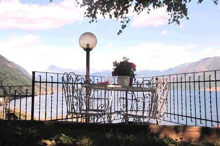 Villa con giardino - Argegno - Διαμέρισμα