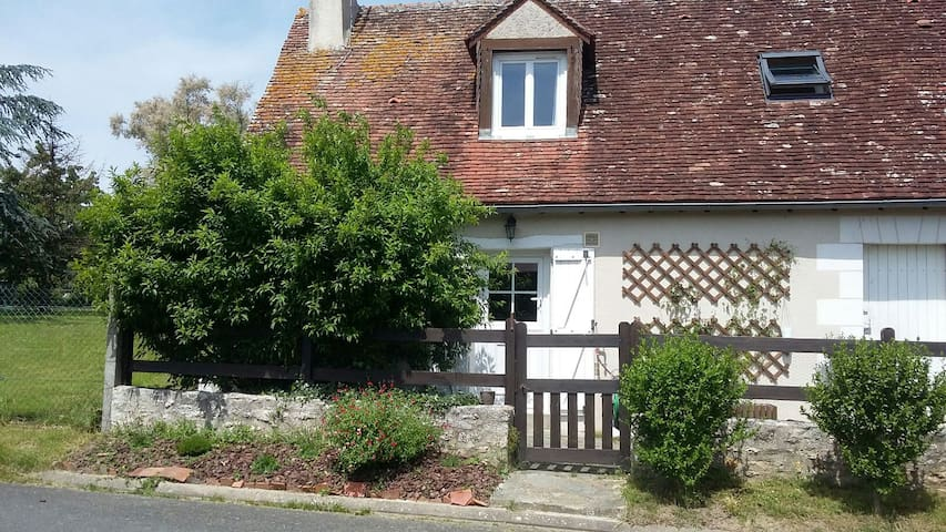 Gîte proche Châteaux de la Loire