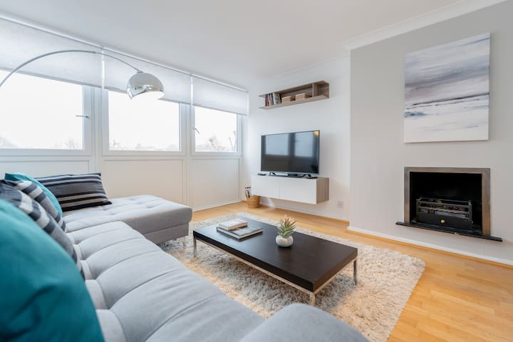 Bright 2bed flat in Holland Park-Notting Hill