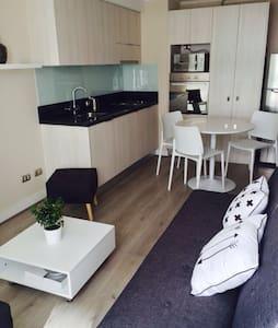 Departamento full equipado céntrico - Santiago - Lägenhet
