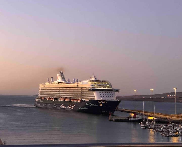 FuertaHappyHouse OCEAN VIEW (port)