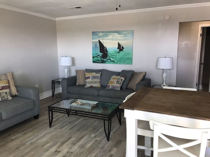 Serenity Reef #A: gulf view unit near Florabama