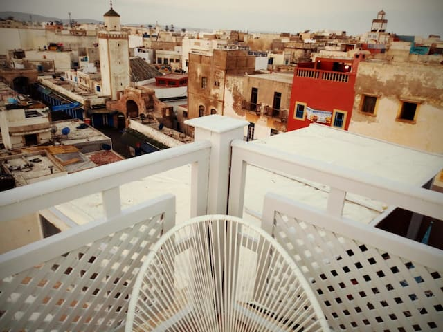 Superb apartment in the medina of Essaouira