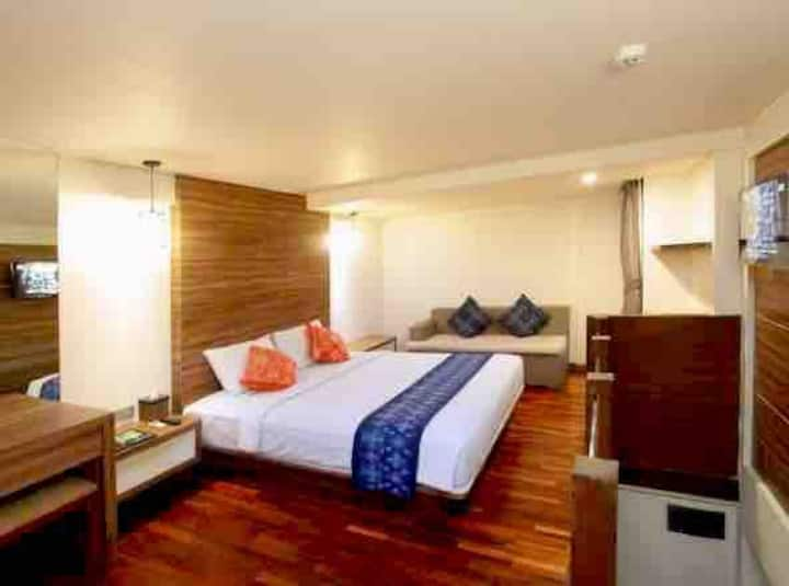 1-BR Amazing Legian Loft Room Only for 2 People